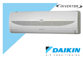 Photocatalytic pada AC Inverter Daikin