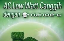 Panasonic Deluxe Low Watt Series