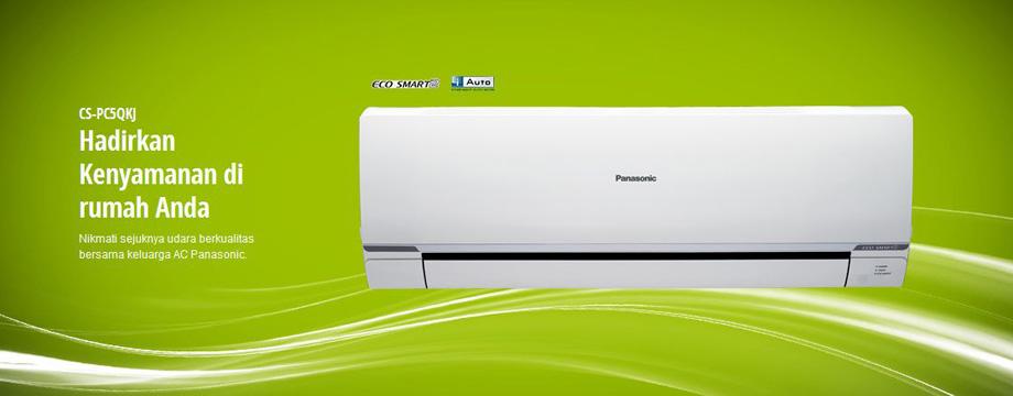 Jual AC Panasonic Ecosmart Seri Baru Harga Bisa di Adu